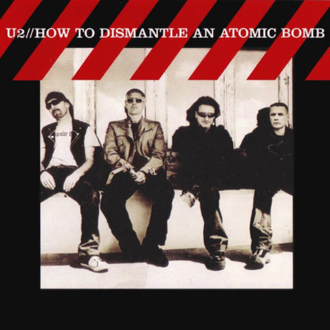 U2 - How To Dismantle An Atomic Bomb - Vinyl LP
