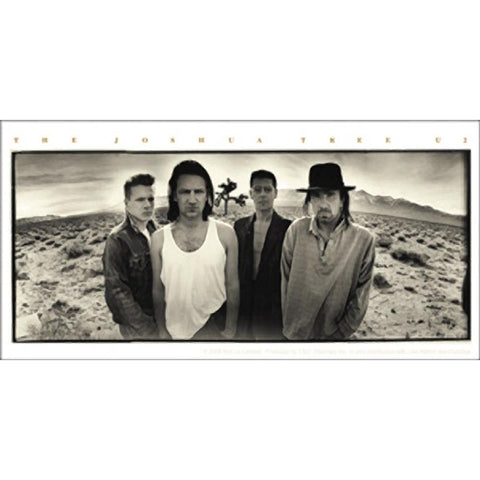 U2 Photo Sticker