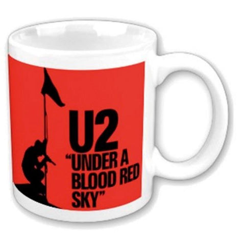U2 Under A Blood Red Sky Boxed Mug