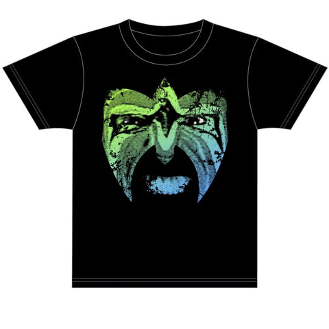 Ultimate Warrior Rage Face Men's T-Shirt