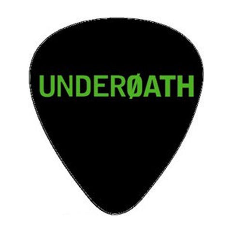 Underoath Band Logo 12 Pack Guitar Pick