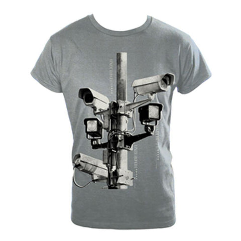 Underoath Surveillance Men's T-Shirt