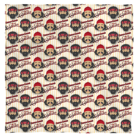 Up In Smoke Bambu Polyester Bandana