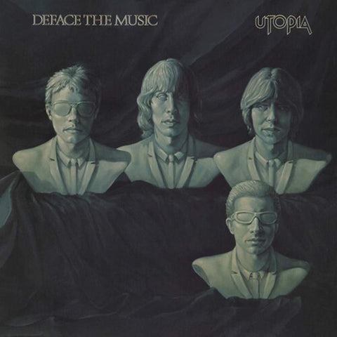 Utopia - Deface The Music - Vinyl LP