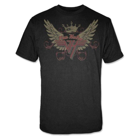 Van Halen Retail Wings Men's T-Shirt