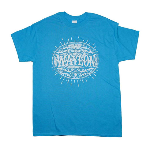 Waylon Jennings Buckle T-Shirt