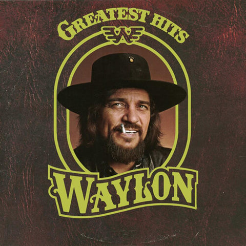 Waylon Jennings - Greatest Hits - Vinyl LP