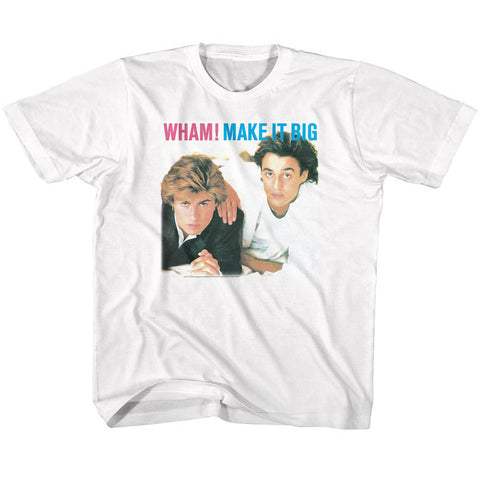 Wham Special Order Go-Go Toddler S/S T-Shirt