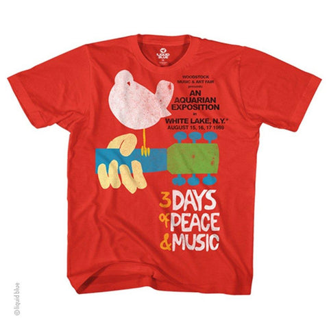 Woodstock 3 Days Men's T-shirt