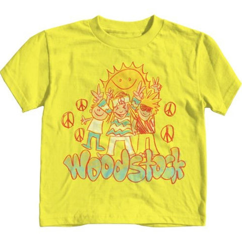 Woodstock Love March Toddler T-Shirt