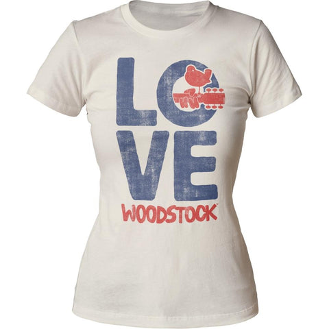 Woodstock Love Women's T-shirt