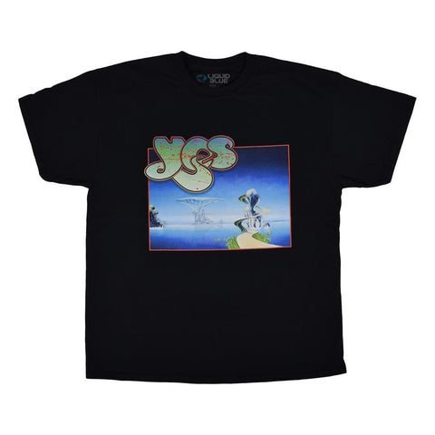 Yes Yessongs Men's T-Shirt