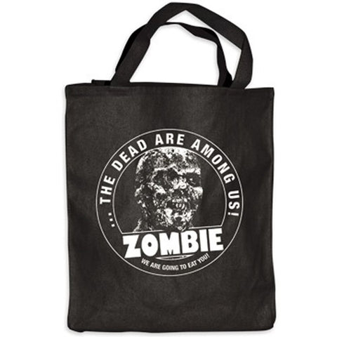 Zombie We Are Going To Eat You Tote Bag