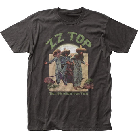 ZZ Top El Loco Men's Fitted Jersey T-Shirt