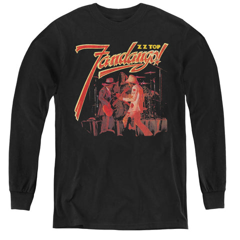 ZZ Top Fandango Youth LS T