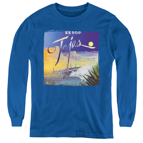 ZZ Top Tejas Youth LS T
