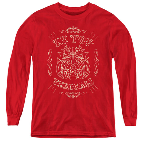 ZZ Top Texicali Demon Youth LS T