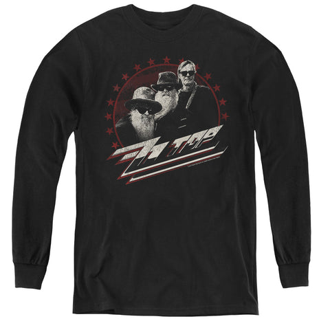 ZZ Top The Boys Youth LS T