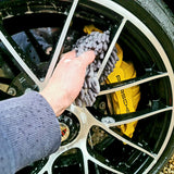 Cloth King - Chenille Wheel Wash Pad
