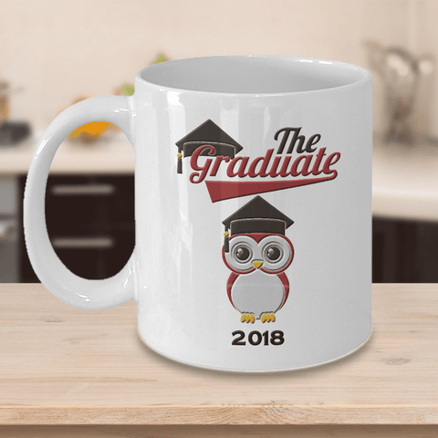 Image of Best Graduation Gift, The Graduate, 2018, Graduation Gift Mug