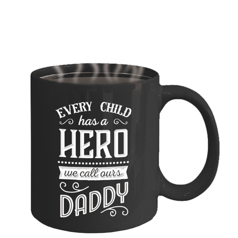 "Image of Dad Gift, Every Child Has a Hero, We Call ours Daddy"" Gift for Dad, Daddy, Father"