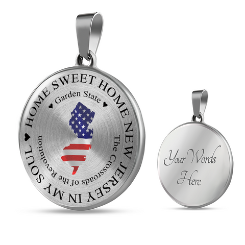 New Jersey Gift, Home Sweet Home New Jersey In My Soul USA Gifts | Countrywide Gifts