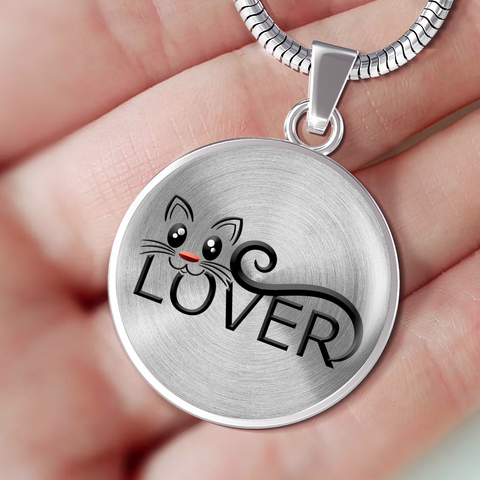 Image of Cat Lover Gift necklace and Bracelet for Cat Ladies and guys