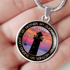 Best Gift for Mom Mother My Guiding Light Birthday gift for Mom, Mother's Day Gift