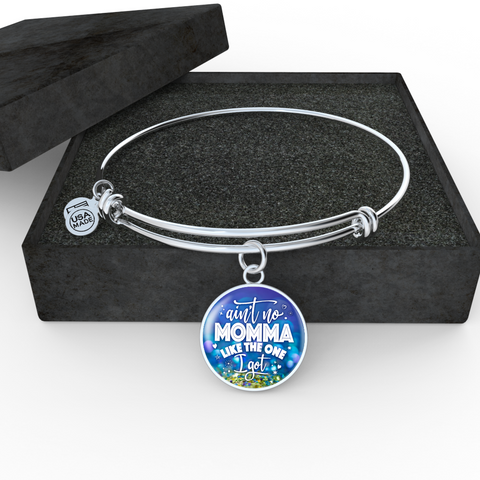 Best Mom gift, Ain't No Momma Like The One I Got, Funny gift for Mom, Momma