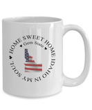 Home Sweet Home Idaho In My Soul USA Gifts for Idaho Lovers Coffee Mug