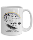 Yorkshire Terrier Bereavement Memorial Gifts Your Wings Were Ready Yorkshire Terrier Remembrance