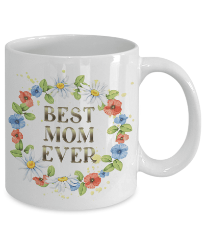 "Image of Best Gift for Mom, ""Best Mom Ever"" Mother gift for Birthday, Mother's Day Gift"