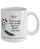 Uncle In Loving Memory Gift Mug Your Wings Were Ready But My Heart Was Not Loveing Memorial Remembrance Gift Coffee Cup