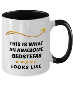 Bedstefar Mug  Awesome Person Looks Like 11 oz  Two-Toned Ceramic Coffee Cup