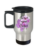 Grace Upon Grace John 1:16 Travel Mug With Lid Faith Gift Scripture Bible Verse Coffee Mug Gifts