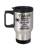 Cancer Zodiac Travel Mug Gift Fun Novelty Birthday Coffee Cup