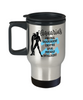Aquarius Zodiac Travel Mug Gift Fun Novelty Birthday Coffee Cup