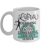 Libra Zodiac Mug Gift Fun Novelty Birthday Coffee Cup
