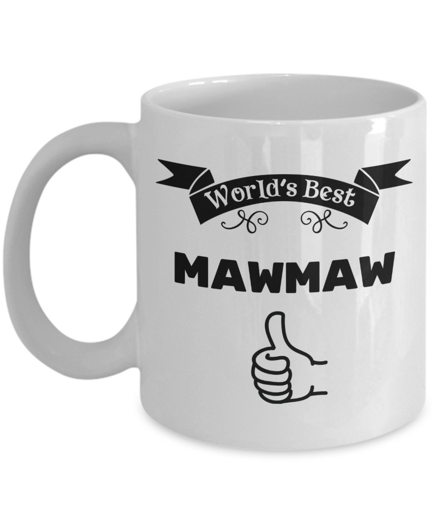World\'s Best Mawmaw Mug Novelty Appreciation Thank You Birthday ...