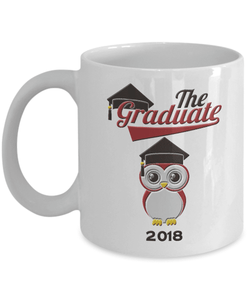 Best Graduation Gift, The Graduate, 2018, Graduation Gift Mug