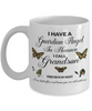 Grandson Guardian Angel Memorial Mug Gift Remembrance Novelty Coffee Cup