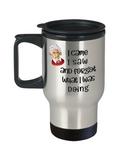 Getting Old Coffee Mug Gift I Came I Saw I Forgot Funny Old Age Cup
