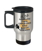 Leo Zodiac Travel Mug Gift Fun Novelty Birthday Coffee Cup