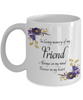 In Loving Memory Friend Mug Sympathy Gift Remembrance Memorial Coffee Cup