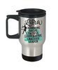 Libra Zodiac Travel Mug Gift Fun Novelty Birthday Coffee Cup