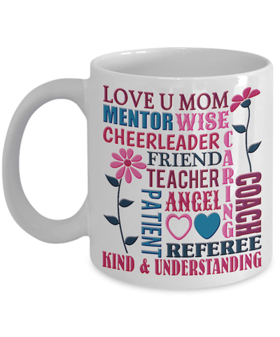 Image of Mom Gift, Love You Mom Quotes, Ideal Anytime Gift For Mom To Show You Care