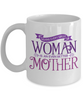 Better Mother Mug Gift Behind Every Great Woman Mom Coffee Cup