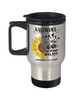 Nagymama Your Wings Were Ready Sunflower Travel Mug In Loving Memory Coffee Cup