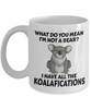Not a Bear Koalafications Gift Mug Funny Koala Novelty Cup