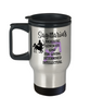 Sagittarius Zodiac Travel Mug Gift Fun Novelty Birthday Coffee Cup